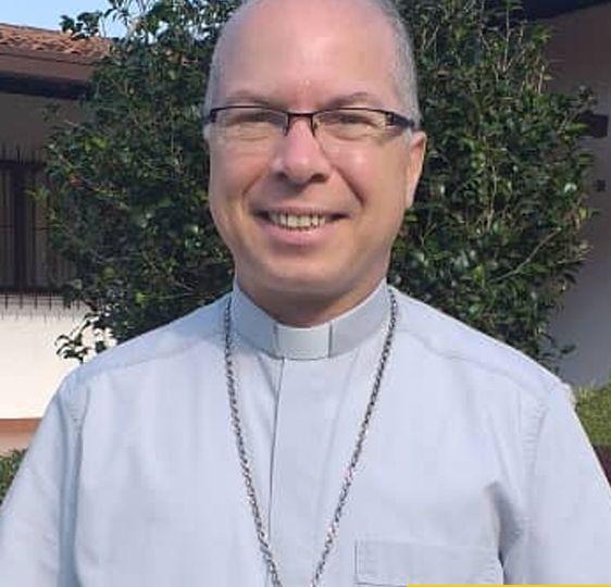 Mons Ricardo Aldo Barreto Cairo